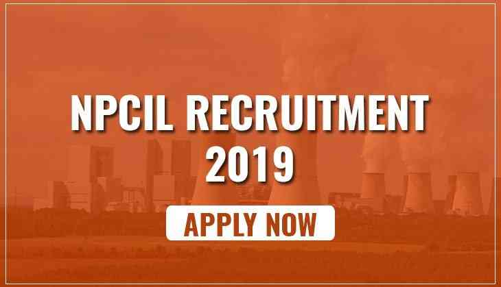Image result for NPCIL 68 STIPENDIARY TRAINEE/TECHNICIAN B, SCIENTIFIC ASSISTANT & OTHER VACANCIES RECRUITMENT 2019