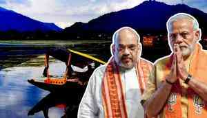Why the BJP could emerge as the majority partner in the future J&K coalition government