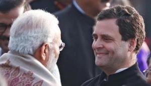Rahul Gandhi wishes PM Modi on 69th birthday