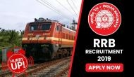 RRB Recruitment 2019: Hurry up! Only four days left to apply for 992 vacancies released for 10th pass, ITI