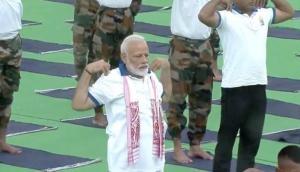 Yoga Day 2019: आखिर रांची को ही क्यों चुना योग दिवस के लिए, पीएम मोदी ने बताई वजह