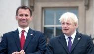 UK: Race for PM's post down to Boris Johnson, Jeremy Hunt