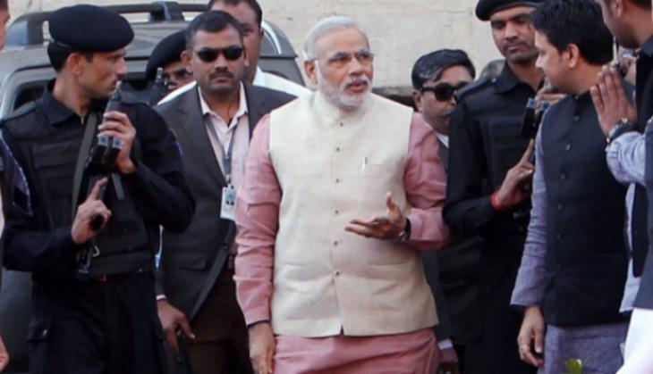 Image result for प्रधानमंत्री नरेंद्र मोदी को मिली जान से मारने की धमकी, पांच सौ के नोट पर मलयालम भाषा में मिली धमकी........