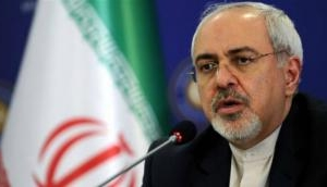 US drone was in our territorial waters where it was shot down, says Iranian FM