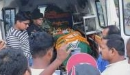 BJD suspends three party workers for draping martyr's body in party flag