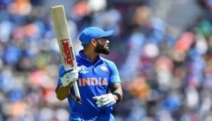 World Cup 2019: अफगानिस्तान के स्पिन गेंदबाजों के सामने विराट सेना का सरेंडर, 250 रनों का आकड़ा भी नहीं हुआ पार