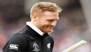 World Cup 2019: न्यूजीलैंड के इस बल्लेबाज के नाम दर्ज हुआ सबसे शर्मनाक रिकार्ड, दो मैचों में पहली ही गेंद पर हुआ आउट