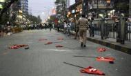 पश्चिम बंगाल के भाटपाड़ा में फिर भड़की हिंसा, इंटरनेट सेवाएं बंद आरएएफ तैनात