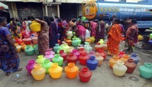 बूंद-बूंद को तरह रही चेन्नई की जल्द बुझेगी प्यास, एक करोड़ लीटर पानी लेकर पहुंचेगी ट्रेन