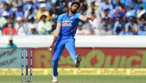 Jasprit Bumrah shatters world record in India's T20I series victory against New Zealand