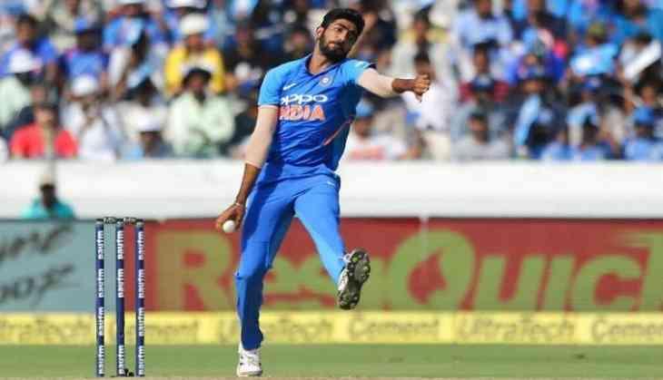 Jasprit Bumrah emulates Anil Kumble's action and nails it