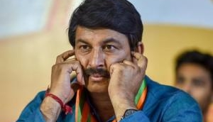 Manoj Tiwari gets trolled for sharing US Navy photo on Indian Navy Day