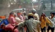 जयश्री राम के नारे पर फिर भड़की बंगाल में हिंसा, पुलिस फायरिंग में तीन घायल