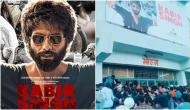 Shahid Kapoor fans go crazy over Kabir Singh, mob uncontrolled to buy tickets outside theaters; watch video