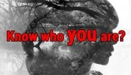 Know who you are? First thing you see in this picture will define the 'real' you