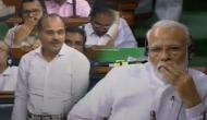 लोकसभा में कांग्रेस नेता ने PM मोदी को बोला राक्षस, गंदी नाली से की तुलना