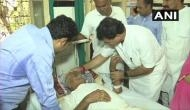 Barmer Pandal Tragedy: Union Minister Kailash Chaudhary meets victims
