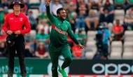 Bangladesh 'capable enough' to beat India: Shakib Al Hasan