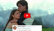Check out Chinese version of Shah Rukh Khan's superhit song from 'Mohabbatein'; video will tickle your funny bones!