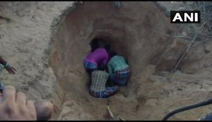 Andhra Pradesh: Child rescued from 12-feet deep trench succumbs to injuries at hospital