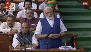 लोकसभा में धन्यवाद प्रस्ताव पर बोले PM मोदी- जिसका कोई नहीं उसके लिए हमारी सरकार है