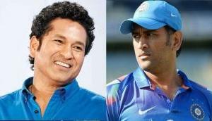 MS Dhoni fans trolls Sachin Tendulkar for his remarks following Afghanistan clash