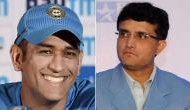 Sourav Ganguly's fitting reply to MS Dhoni's critics after Afghanistan clash