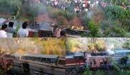 Odisha: Engine of Samaleshwari Express catches fire, 3 dead