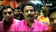 WB: BJP youth wing recites Hanuman Chalisa on road opposing Friday namaz
