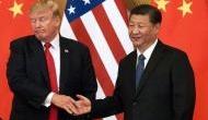 अमेरिका-चीन का ट्रेड वॉर हुआ ख़त्म, जिनपिंग से मीटिंग के बाद ट्रंप का बयान
