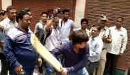 Indore: Akash Vijayvargiya thrashes Municipal Corporation officer with cricket bat