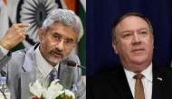 Iran oil imports, Russia missile deal on agenda during Mike Pompeo-S Jaishankar talks