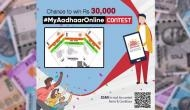 Aadhaar Contest: Golden chance to win Rs 30,000; here's how to participate in UIDAI's online contest