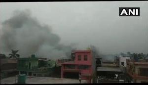 IAF के लड़ाकू विमान जगुआर ने आज सुबह अपने ही देश पर गिराए बम, चारों तरफ मच गया था हाहाकार