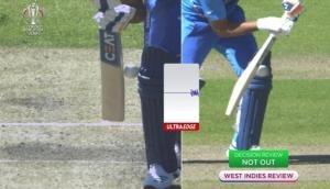 World Cup 2019: रोहित शर्मा को थर्ड अंपायर के गलत फैसले की वजह से गंवाना पड़ा विकेट! पत्नी रीतिका ने दिए ऐसा रिएक्शन