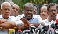 कर्नाटक के मुख्यमंत्री कुमारस्वामी का प्रदर्शनकारियों पर फूटा गुस्सा, कही ये बड़ी बात