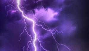 आसमानी बिजली ने बुझाया दो परिवारों का चिराग, पति-पत्नी सहित तीन लोगों की मौत