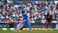 World Cup 2019: हार्दिक पांड्या के दम पर भारत ने वेस्टइंडीज को दिया 269 का लक्ष्य