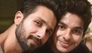 Kabir Singh actor Shahid Kapoor to share screen with younger brother Ishaan Khatter in Ram Madhvani's next!