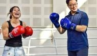 Here's what Kiren Rijiju said to avoid boxing with Mary Kom--watch video