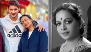 Mahesh Babu's wife Namrata posted an emotional message after the death of step-mother-in-law Vijaya Nirmala