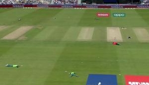 Sri Lanka-South Africa World Cup match came to a standstill after an attack on players