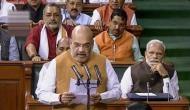 गृह मंत्री अमित शाह राज्यसभा में देंगे सरकार की जम्मू-कश्मीर नीति बयान