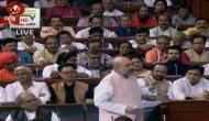 जम्मू-कश्मीर समस्या के लिए जवाहर लाल नेहरू जिम्मेदार हैं- अमित शाह