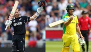 World Cup 2019: आस्ट्रेलिया को हराकर सेमीफाइनल में पहुंचना चाहेगी न्यूजीलैंड, मैच से पहले देखें जरूरी आंकड़े