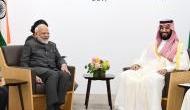 PM Modi, Saudi Prince Salman meet in Japan, discuss trade, counter-terrorism