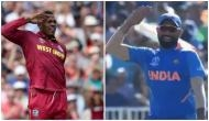 Sheldon Cottrell's savage reply in Hindi at Mohammed Shami's salute dig: Video