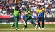 World Cup 2019: दक्षिण अफ्रीका ने श्रीलंका को 9 विकेट से हराकर सेमीफाइनल की रेस से किया बाहर