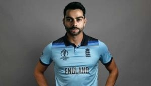 Just for colour: Here's how Virat Kohli will look in jersey of different nations; see pics