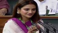 Cleric slams, Sadhvi Prachi hails MP Nusrat Jahan for wearing sindoor, saree